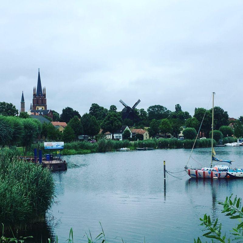 Inselstadt, Werder an der Havel