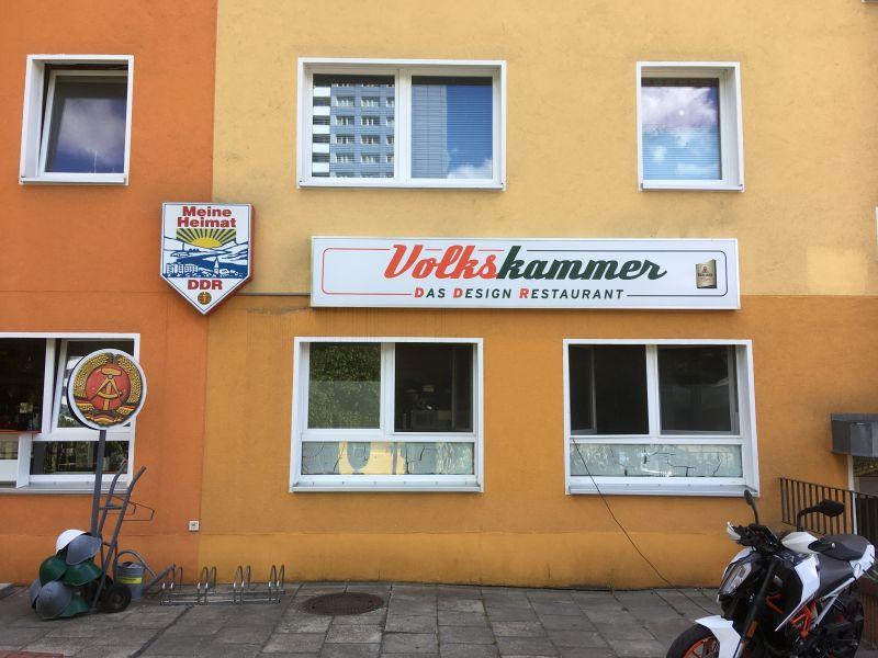 Restaurant Volkskammer