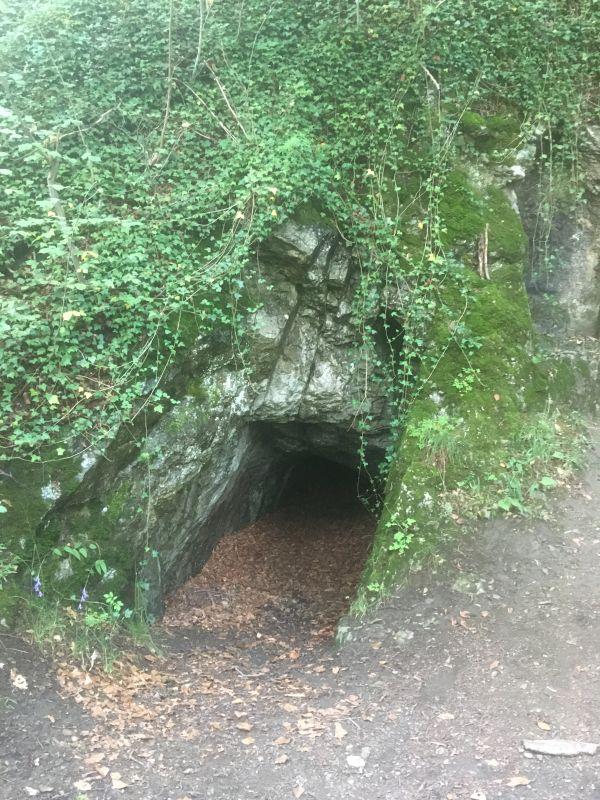 Volkmarskeller - Eingang